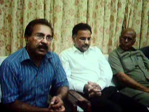 Rahat Sarhadi, Mushaira Sukhanwar Pakistan, July 4, 2012