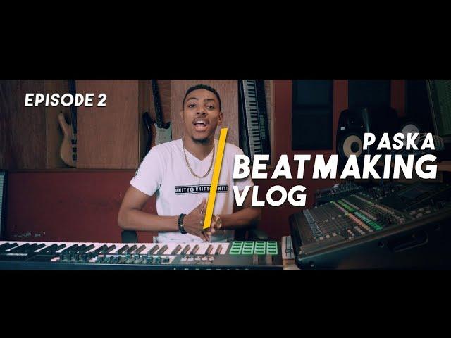 Paska beatmaking vlog - Episode 2