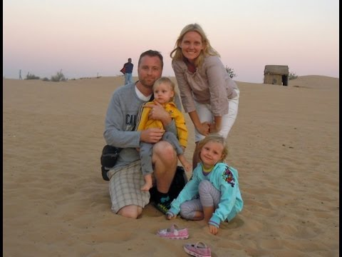 Dubai/Abu Dhabi/Al Ain : Travel with the Malmsten's episode ll