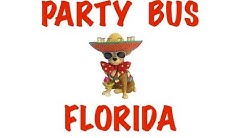 Party Bus Rental in Florida - Miami, Orlando, Jacksonville, Tampa, Saint Petersburg