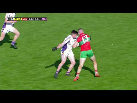 2020 Dublin Senior 1 Football semi final- Ballymun Kickhams v Kilmacud Crokes
