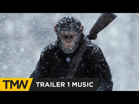 War for the Planet of the Apes - Trailer Music | Really Slow Motion - The Furies