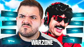 Warzone, but DrDisrespect picks my class...