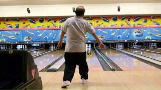 Arapahoe Lanes Bowling SLOW MOTION