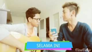 Repeat youtube video Cinta bukan milik kita (lirik video)