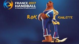 Чемпионат мира по гандболу среди мужчин 2017  Франция - Швеция  1/4 финала обзор матча