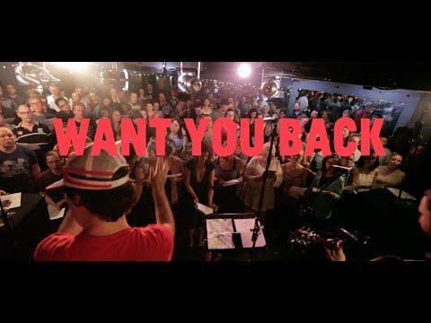 Choir! Choir! Choir! Sings Haim - Want You Back
