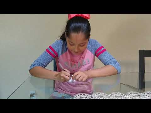 How to make a paper puppy with Stefany