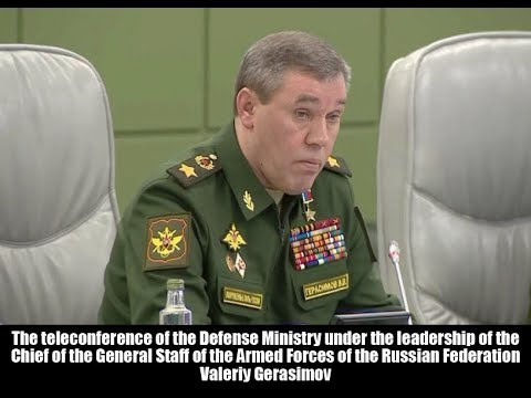 Ministry of Defense of the Russian Federation. Statement on Syria. March 13, 2018