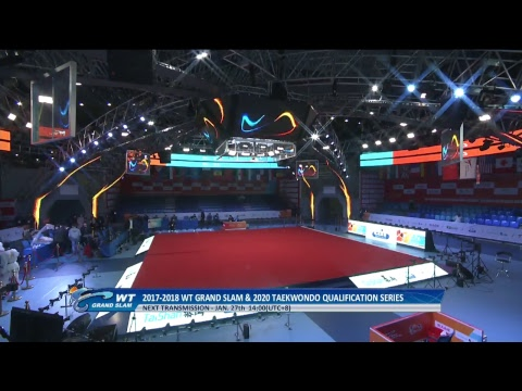 Wuxi 2017 World Taekwondo Grand Slam Champions Series (Jan 20)