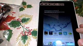 Unboxing tablet gateway TAB G1-715