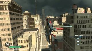 CGR Undertow - THE AMAZING SPIDER-MAN 2 review for Nintendo Wii U