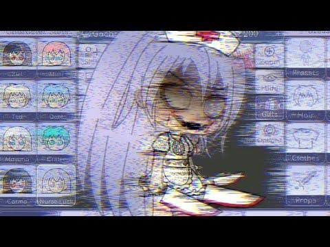 Nurse Luck Glitch??!!!Gacha Life (fAke)//not Original!oooof