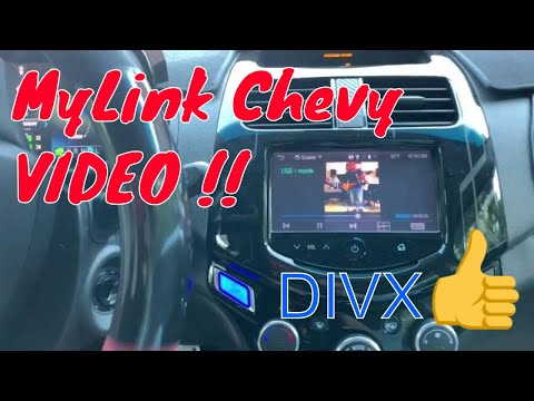 Play Video Movies On Chevy Mylink DIVX MP4 And Others With DIVX Converter