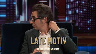 LATE MOTIV - Berto Romero. Sugerencias de Youtube | #LateMotiv805