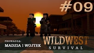 Wild West Minecraft Survival #09 /w Wojtek [End]