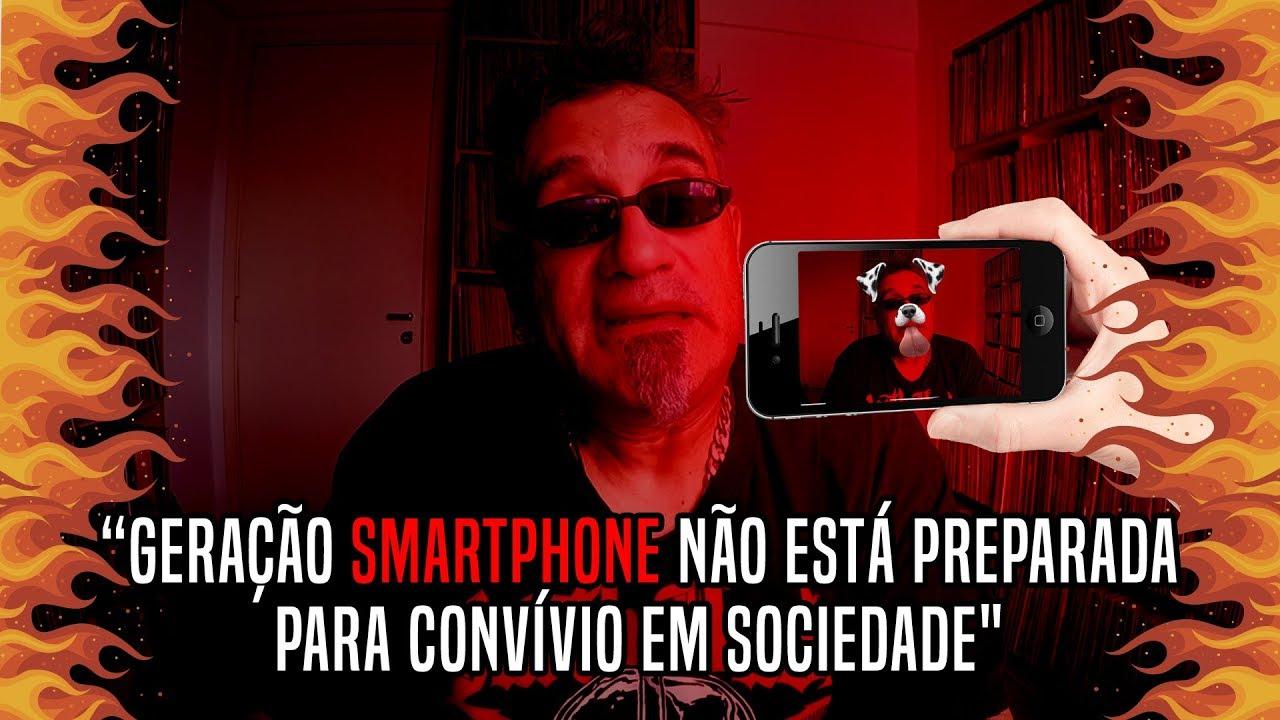 Geração smartphone não está preparada para convívio em sociedade