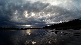 Летняя рыбалка 24-25 июня р.Вычегда.