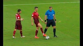 Cristiano Ronaldo 7 Hilarious SHOWBOAT Performances