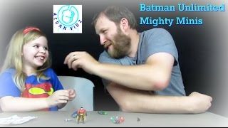Batman Unlimited Mighty Mini Blind Bags