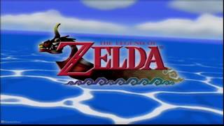 The Legend of Zelda: The Wind Waker Official Gamecube Trailer (HD)