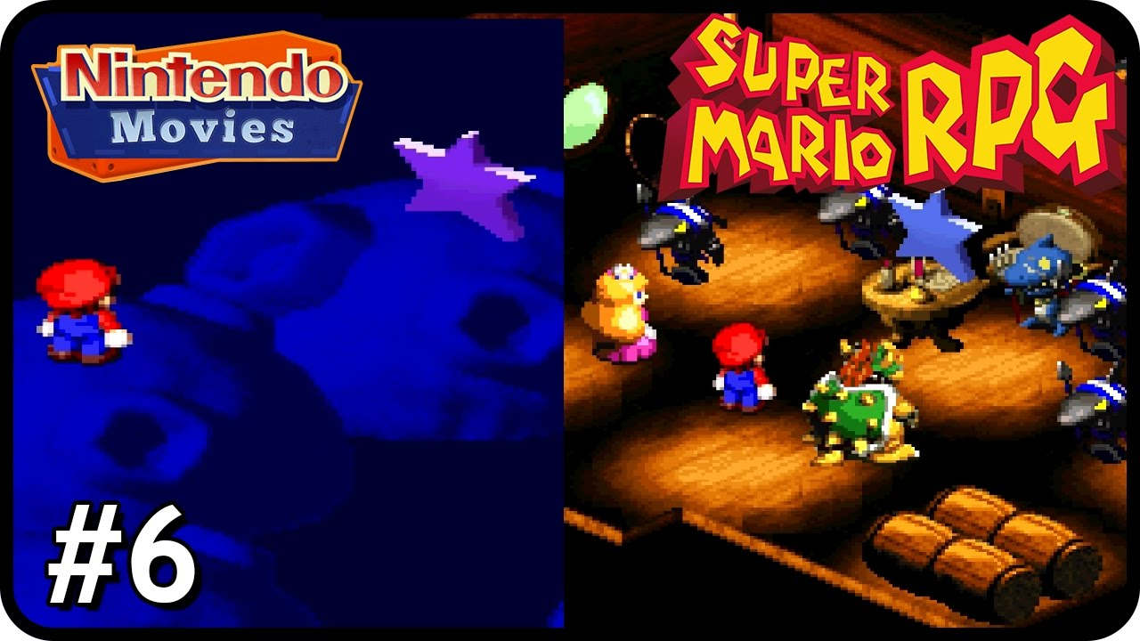 super mario rpg the legend of the seven stars episode 6 star rh youtube com super mario rpg weapon list Super Mario RPG Sprites