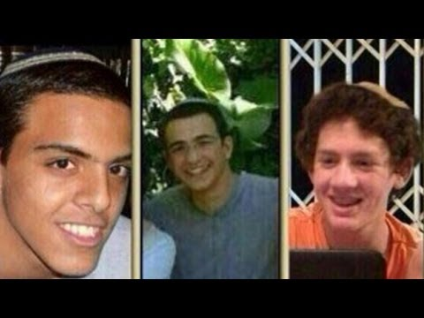 Israeli Government and Press Knew Teenagers Were Dead For Weeks