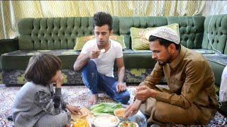 تحشيش طلبات الاب وخباثه مروان اخوي موتني هههه | كرار الساعدي