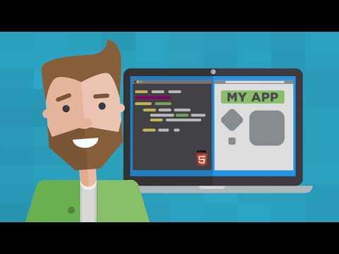Developing Progressive Web Apps (PWA) with Cloudless framework