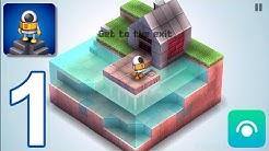 Mekorama - Gameplay Walkthrough Part 1 - Levels 1-10 (iOS)
