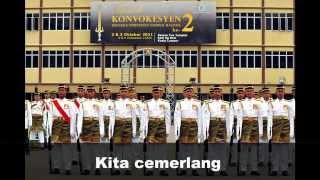 Capai Gemilang UPNM song