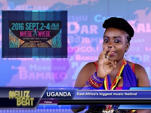 UGANDA: East Africa's biggest music festival(S3#43 NewzBeat Uganda)