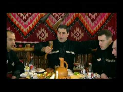 Restaurant Tsiskvili in Tbilisi