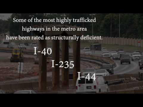 A quick look at Oklahoma's structurally deficient bridges