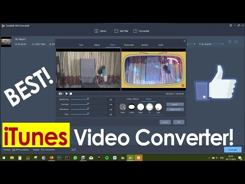 Ultimate ITunes Video Converter You Need!! ❤️️❤️️