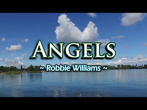 Angels - Robbie  Williams (KARAOKE)