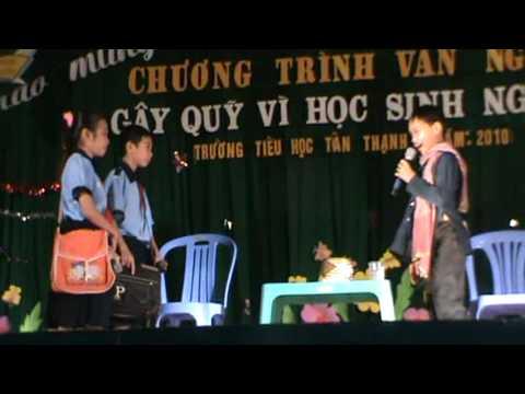 """Tiểu phẩm """"Cho em ngày mai """" Tân Thạnh 1 Thanh Bình"""