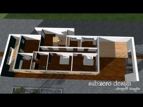 Augmented Reality House Interior ~ (Sub-Zero Design 3D Studio, Ho Chi Minh City, Vietnam)