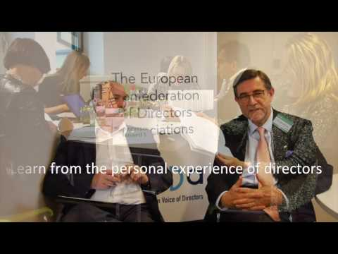 Join ecoDa two day programme for European board members