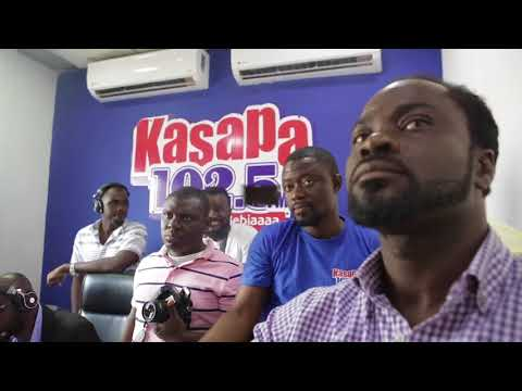 Shatta Wale & The Millitants - Interview at Kasapa FM