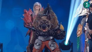 Blizzard Cosplay Costume Contest at BlizzCon 2017