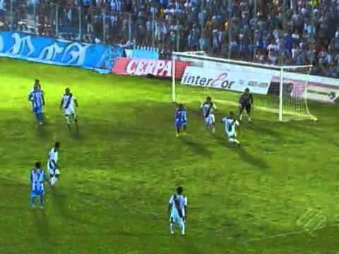 Campeonato Paraense 2011 - Paysandu 2x0 Tuna Luso....