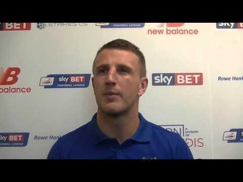 Bury FC Teaser: Peter Clarke on the Rochdale draw