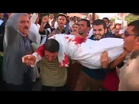 Libya: deadly clashes at anti-militia protest in Tripoli