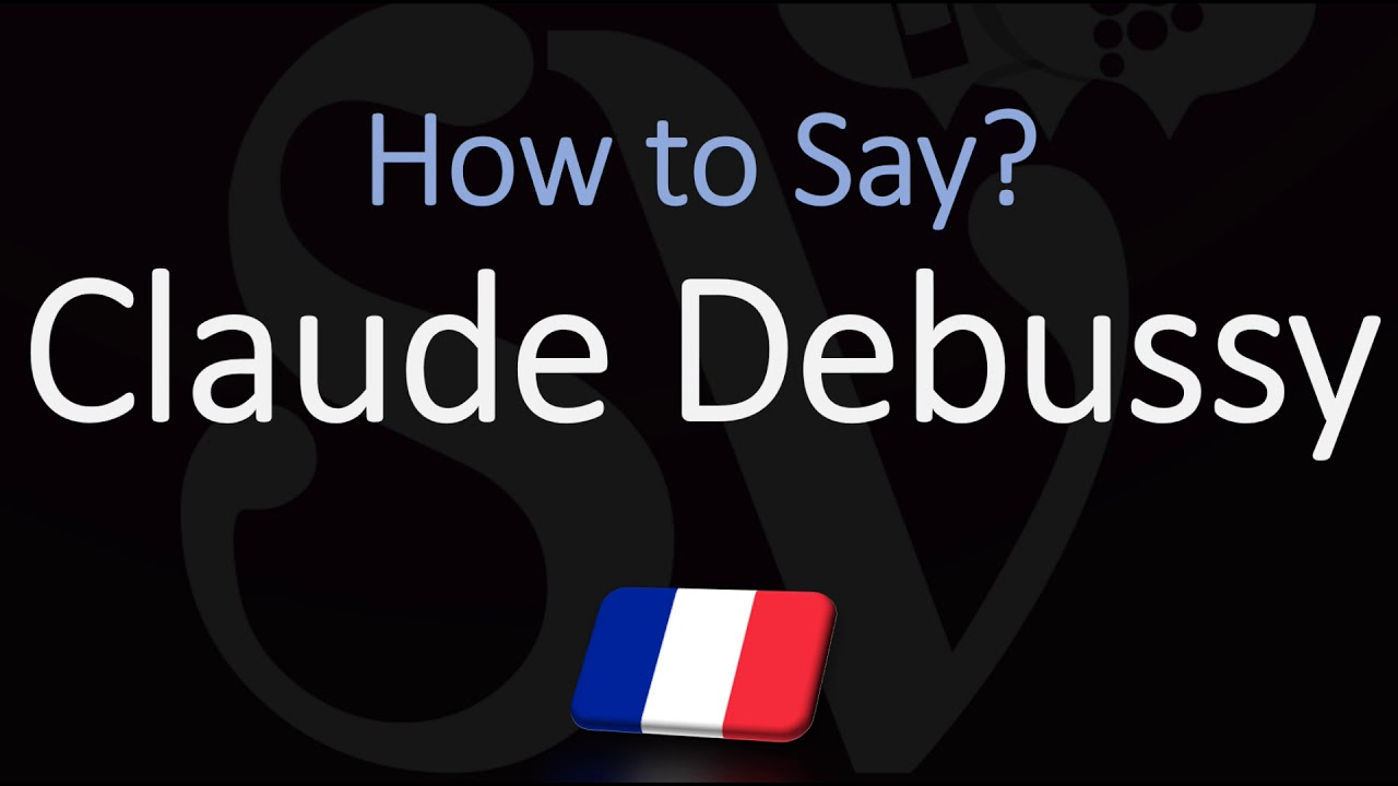 How to Pronounce Frédéric Chopin? French Pronunciation