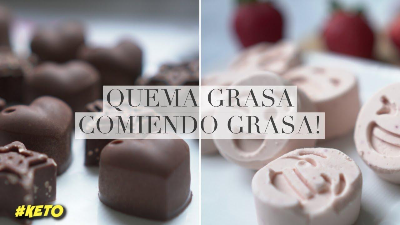dieta cetosisgenica chocolate amargo