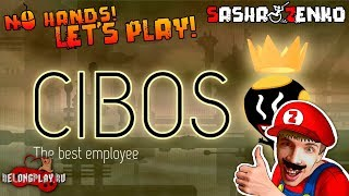 CIBOS Gameplay (Chin & Mouse Only)