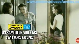 Un Ramito De Violetas - Gian Franco Pagliaro / Discos Fuentes