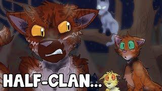 Totally Not Half-Clan... - Rowanstar: Day 2 - Warrior Cats Speedpaint/Theory