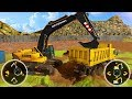 Heavy Excavator Crane - City Construction Sim 2017 (by 3BeesStudios) Android Gameplay HD